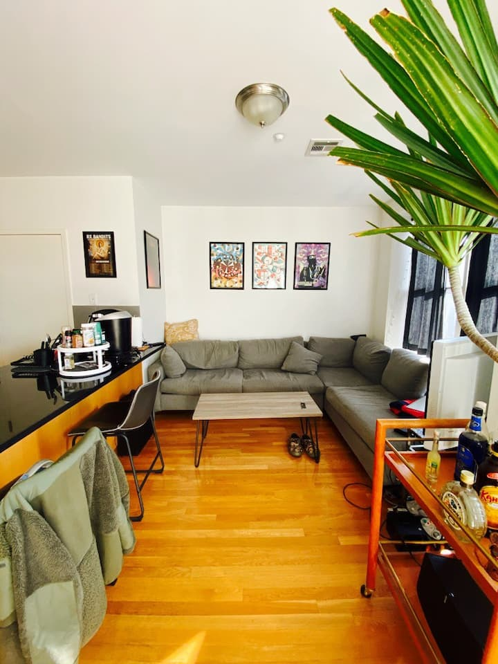 Cozy room in the heart of Greenpoint