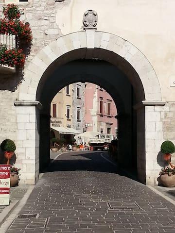 Borgo medioevale - Visso - Wohnung