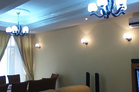 Villa Lydiya in Binza Pigeon - Kinshasa