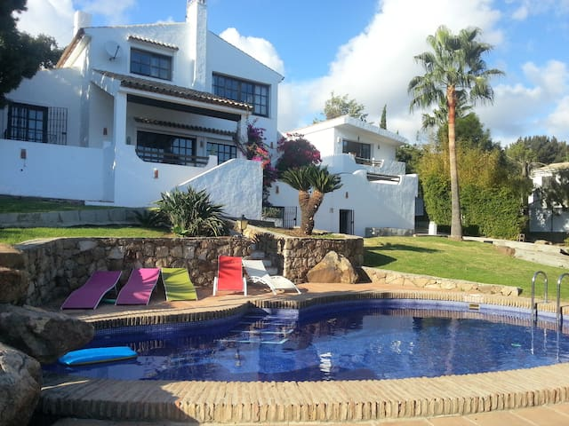 Mejor Casa frente Marruecos sleep18 - Tarifa - House