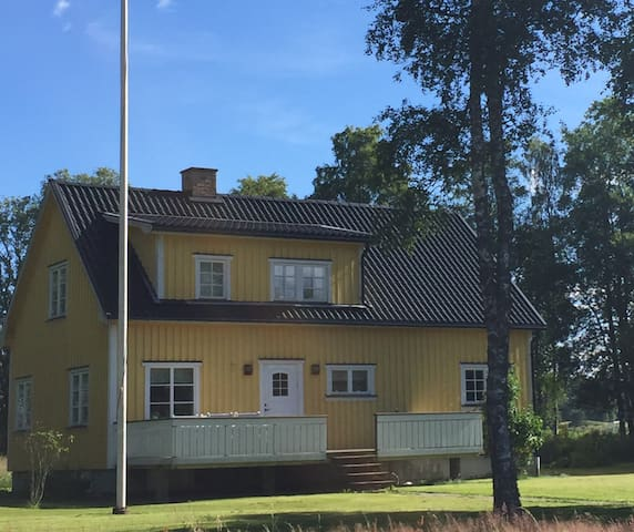 Countryside house 130m2 in Dalsland