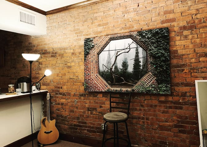 Yale Student's Studio