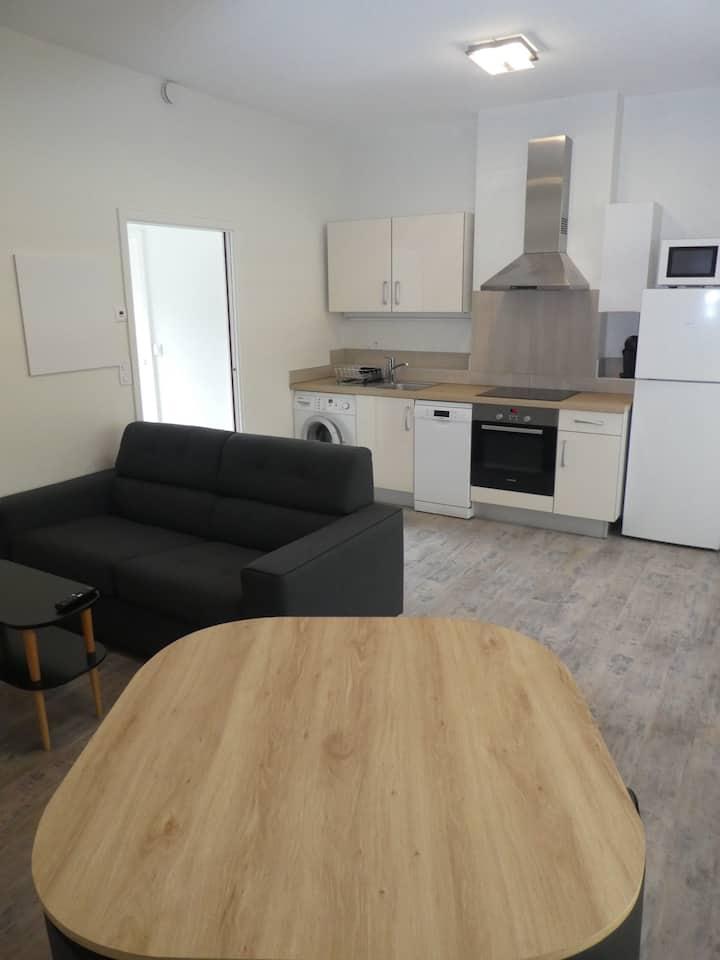 Appartement cosy rue Pasteur
