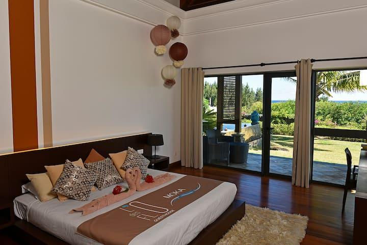 The  Flows: Luxury 3/4 bedroom Villa at Bel Ombre