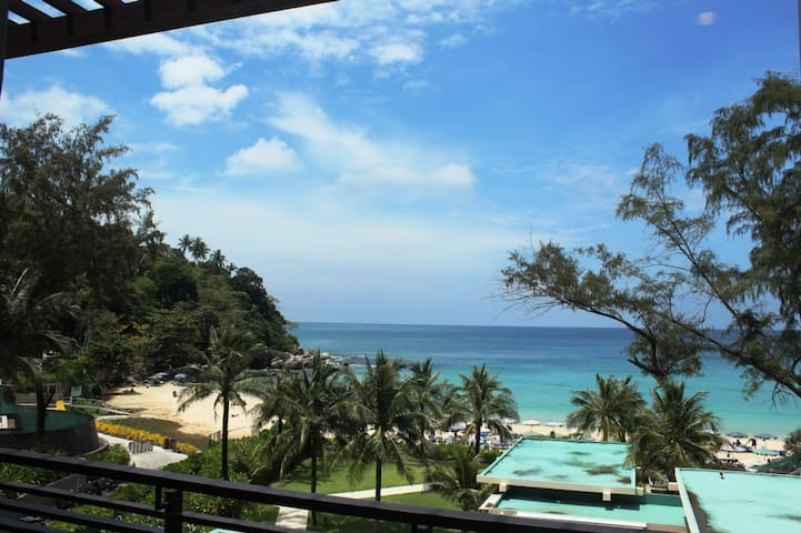 3 bed beachfront villa at Kata Noi! - Karon - House