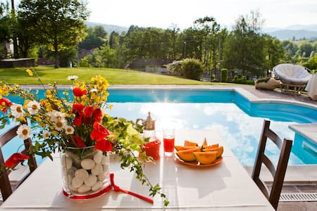 La Taverna Bed&Breakfast - Albareto - 家庭式旅館