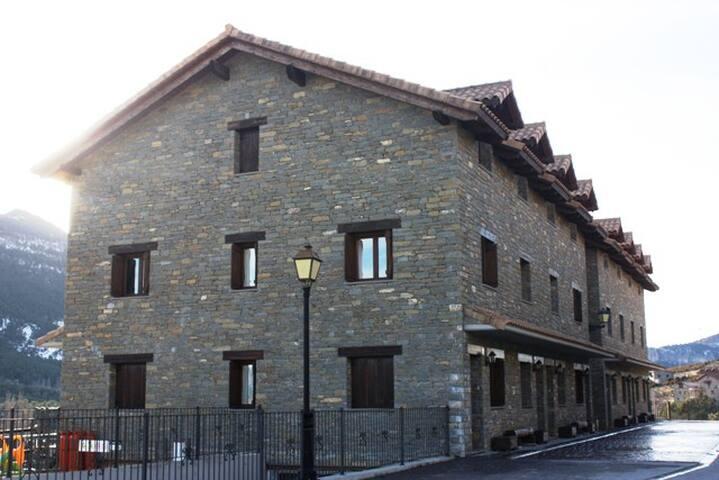 Una casa para disfrutar el Pirineo - Egea - Valle de Lierp
