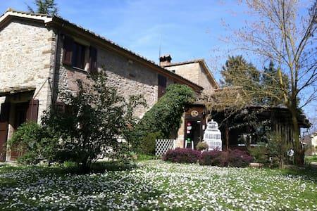 Agriturismo La Chiusa - Umbertide - Bed & Breakfast
