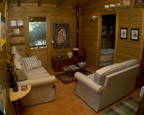 Romantic cottage in Sicily