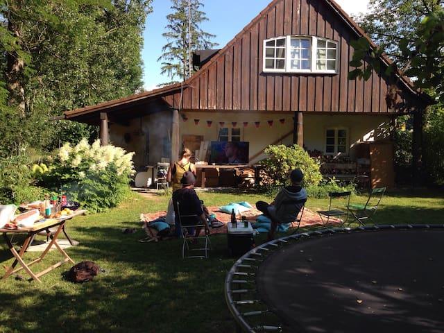 Genmütliche WG in der Nähe vom See! - Windach - Casa