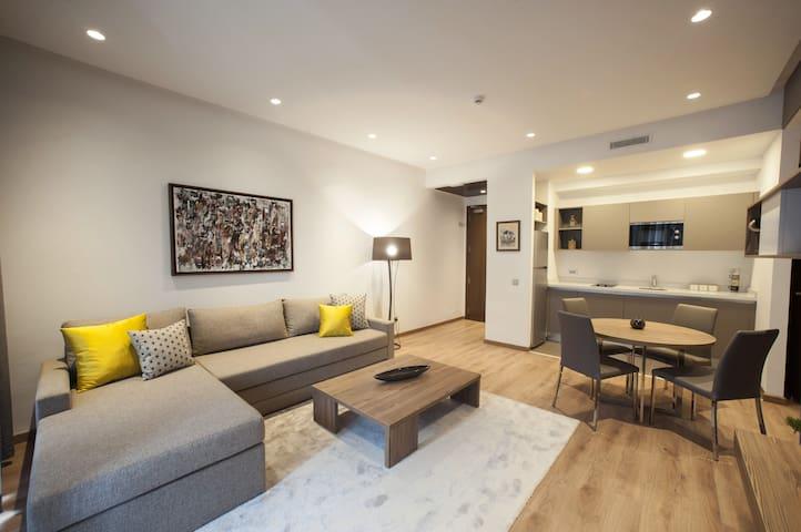 Suite Executive Ocean Park Appart Hotel