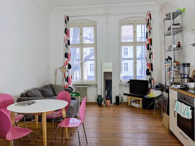 1,5 room in Kreuzberg
