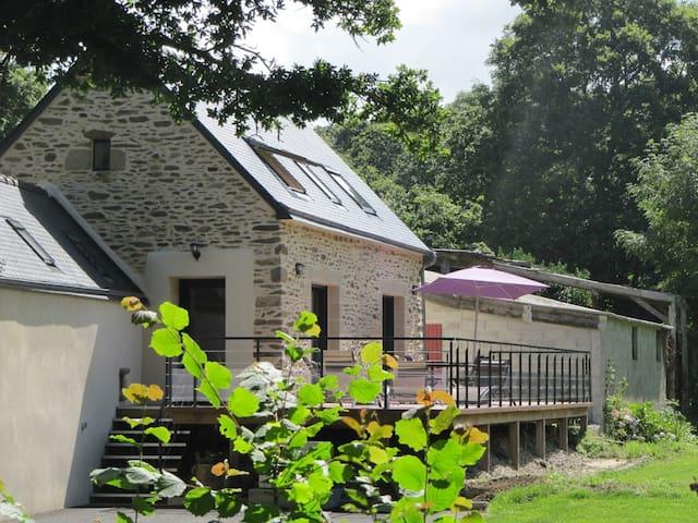 Gîte du Moulin Brotel - Goulien