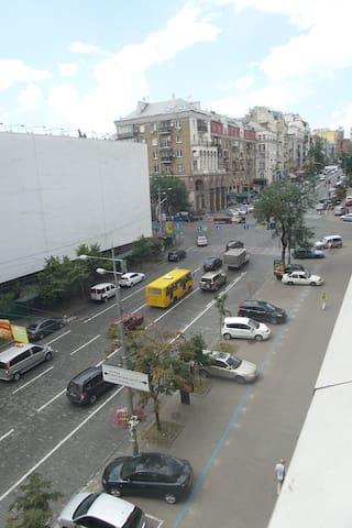 Centre of Kiev 2 Rooms Apartment! - Kijev - Byt