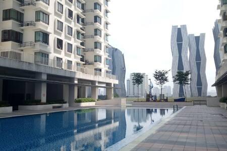 Private Room Condominium Kuala Lumpur KLCC View