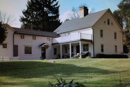 1795 classic colonial ,Westchester  - South Salem - Hus