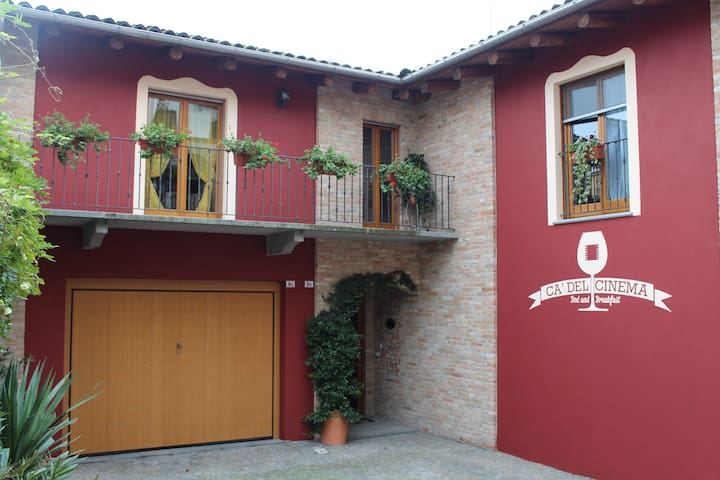 Ca'del Cinema b&b - Mombercelli