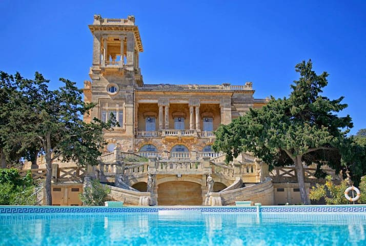 Traditional Maltese Villa