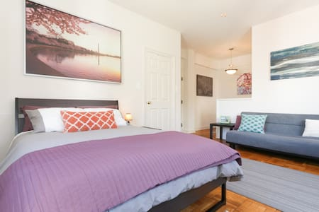 Ideal Location + Perfect Studio in Foggy Bottom - Washington - Apartment
