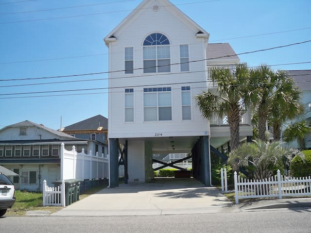 Beautiful Cherry Grove Home - North Myrtle Beach - Maison