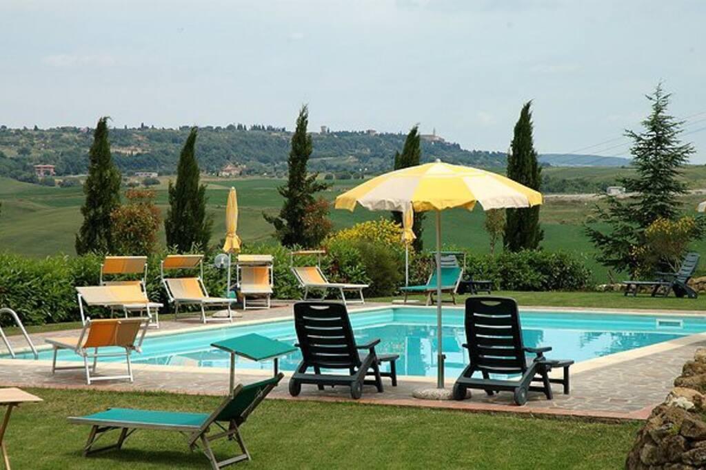 Palazzi Conti B - Swimming pool