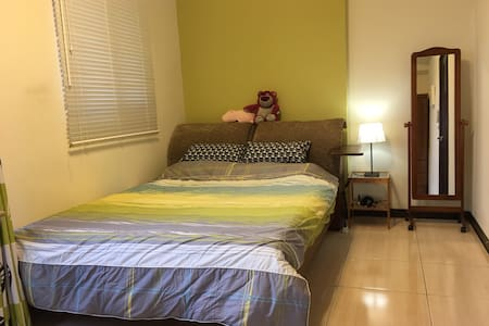 台南好眠/租兩房折100/rent two rooms -100NT - South District - House