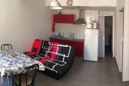 Bel appartement situé au coeur de la ville - Lézignan-Corbières