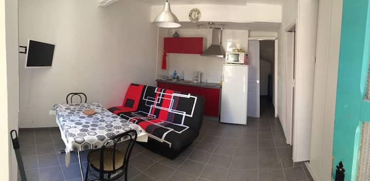 Bel appartement situé au coeur de la ville