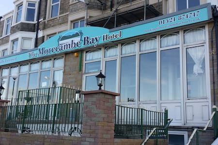 Small & Friendly B&B - Morecambe