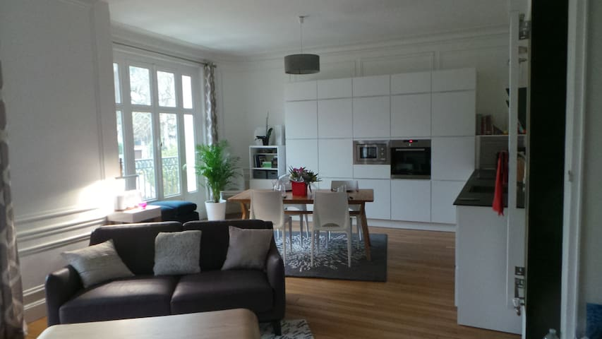 Superbe appartement proche de Paris - Le Vésinet - Apartment