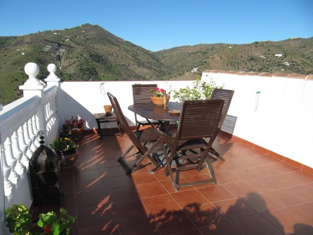 Village Casa close to Costa del Sol - Sayalonga - House