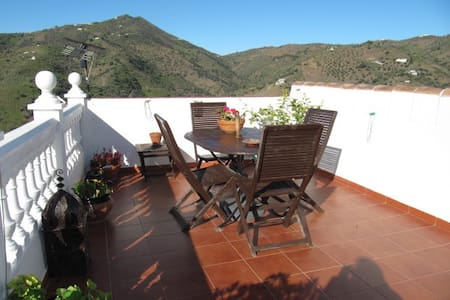 Village Casa close to Costa del Sol - Sayalonga