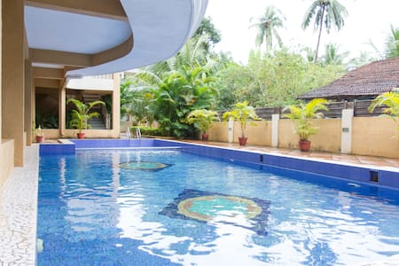 Sueto Ninho de Goa - A Budget Stay - Saligao - Appartement