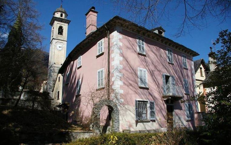 Villa dell'800 con parco secolare - Prestinone - Villa