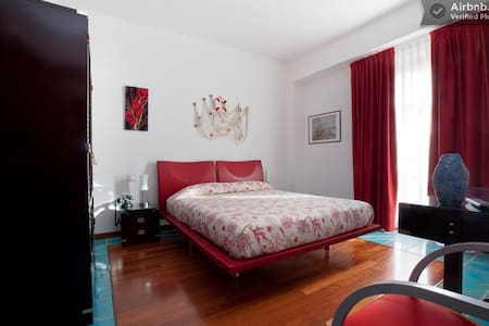 B&B ALampetia Cetraro - Orange room - Cetraro - Bed & Breakfast