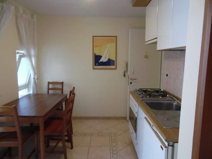 Appartamento per 3 persone a Fregene