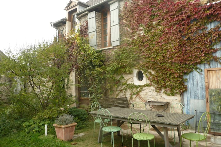 Old forge in the champagne country. - Arcis-le-Ponsart - House