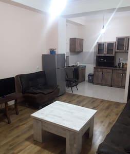 Апартаменты в новом доме по улице Спутника