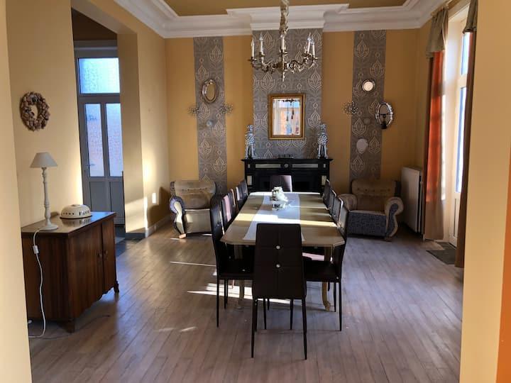 """Villa Constanza: een villa met een """"mijn"""" verleden"""