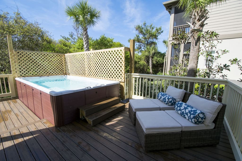 Whale Tale ~ Inlet Beach ~ Swim Spa ~  Paradise Properties