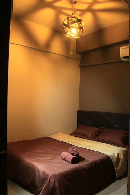Standard room without window