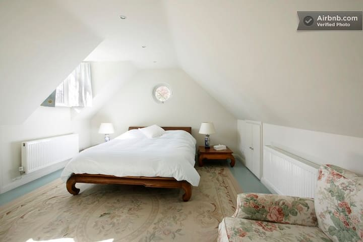 LARGE ROOM, EN SUITE - KINGS LANGLEY - Maison