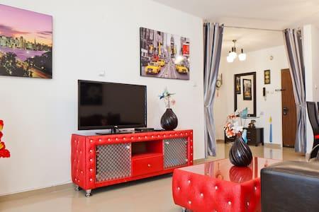 Selinger Apartment - Bat Yam - Pis