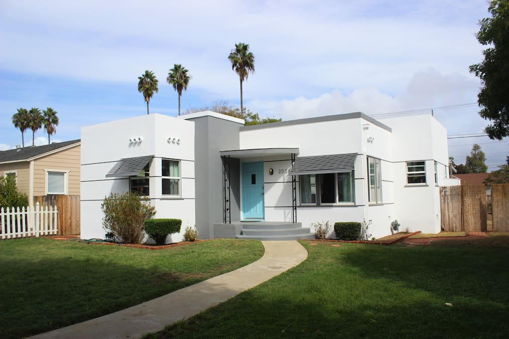 San Diego Southo Beachside Bungalow Houses For Rent In Oceanside California United States