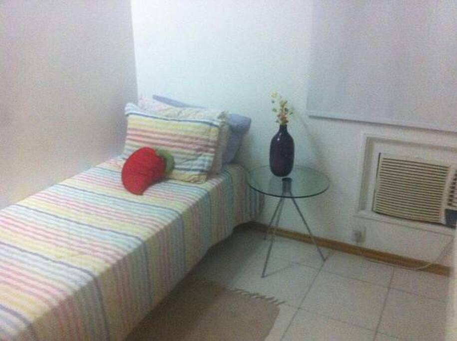 Seu quarto