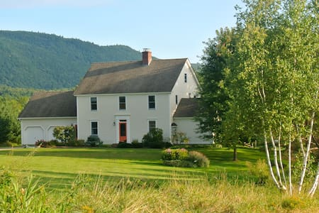 Middlebury VT - gorgeous home - Middlebury - Huis