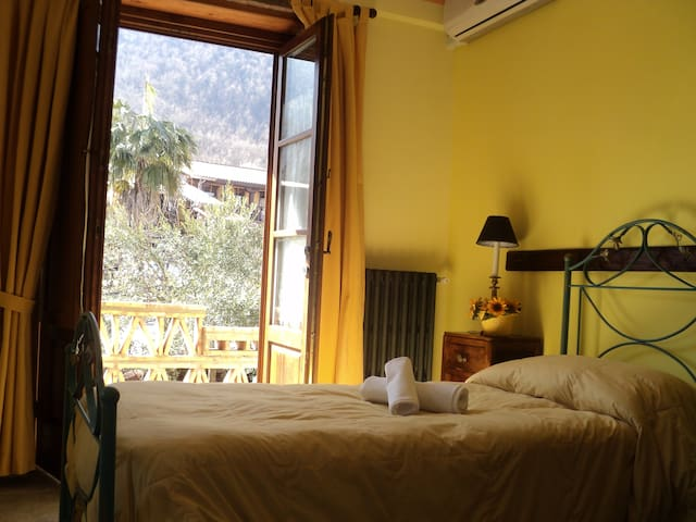 un'oasi biologica - Badia Masi - Bed & Breakfast