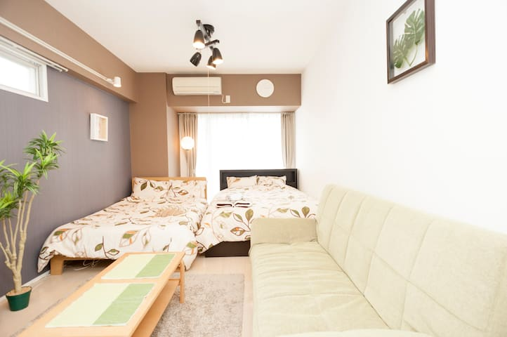 Open sale! 4 min Station:Near Shibuya,Shinagawa#2 - Shinagawa-ku - Apartment