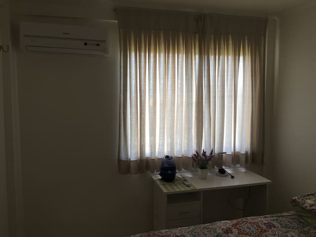 Vista do quarto (III)