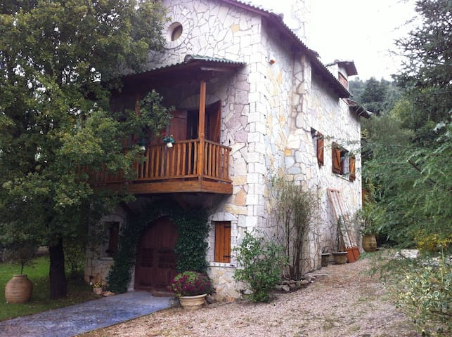 Mountain house for rent       - καλάβρυτα - Haus